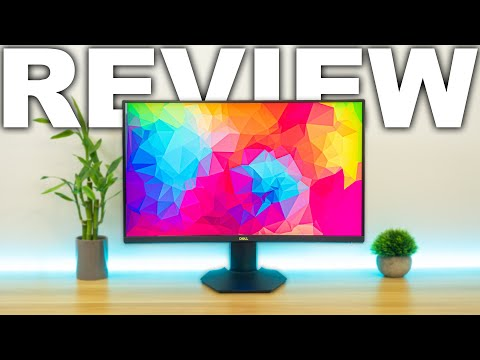 Dell S2722DGM 27-Inch Gaming Monitor Review