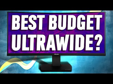 """Best Ultrawide 35"""" Curved Gaming Monitor in 2020? Asus TUF VG35VQ Review!"""