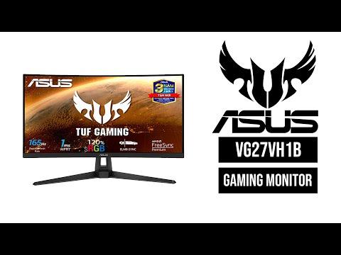Asus VG27VH1B Tuf Gaming Monitor Unboxing