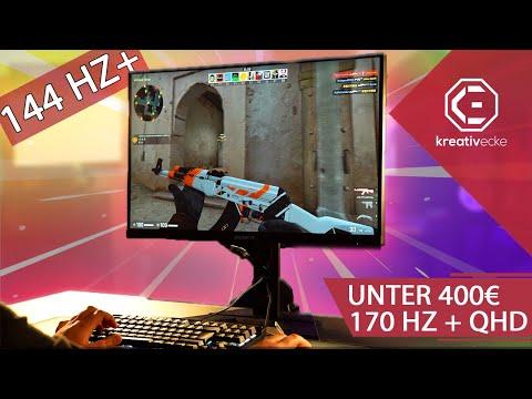 WAS MACHT 144 HZ+ WIRKLICH AUS? Der BESTE GAMING Monitor unter 400 Euro: GIGABYTE M27Q im Test