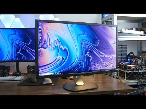 Philips 328P6VJEB 32 Zoll 4K Monitor Review - Gute Preis / Leistung mit kleinen Makeln