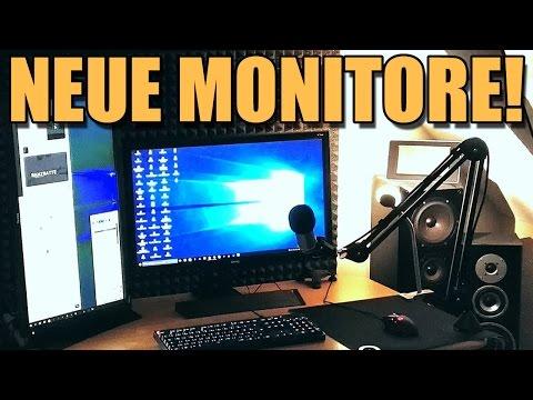 NEUE MONITORE NACH 2 WOCHEN! - BenQ XL2720Z 144Hz (notebooksbilliger.de) | Ranzratte1337