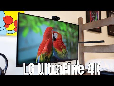 LG UltraFine 4K Monitor Review (32UN650-W)