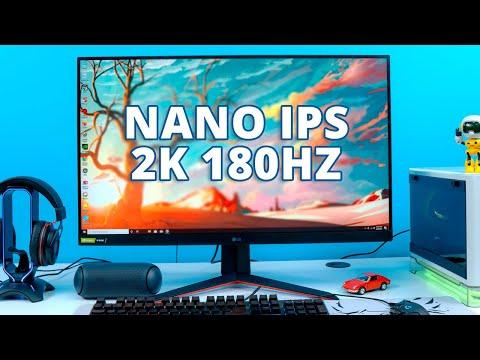 LG Ultra Gear 32GP850 Gaming Monitor Review | Nano IPS at its Full Glory