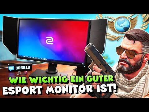 Welche Vorteile bringt ein guter eSports Monitor? - ZOWIE XL2546 - 240Hz - DyAc