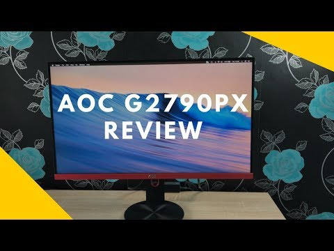 AOC Monitor G2790PX Review