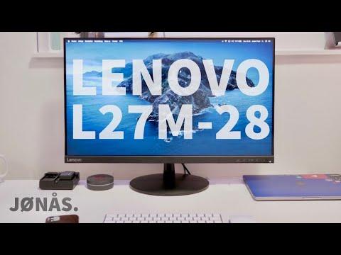 #3 mein neuer USB-C Monitor? Der Lenovo L27m-28 für unter 200€ im Alltagstest