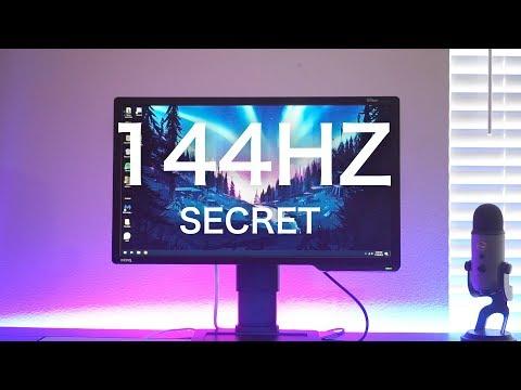 BenQ ZOWIE XL2411P: An Inoffensive 144Hz Monitor