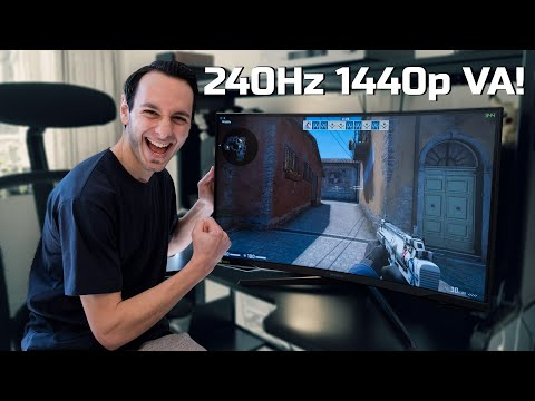 Samsung Odyssey G7 review: The ULTIMATE gaming monitor! | TotallydubbedHD