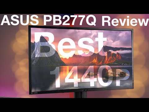 ASUS PB277Q Review (Best Non 4K Monitor 2019)?