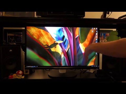 """Philips BDM3270QP 32"""" 2K 10-bit Monitor Review - By TotallydubbedHD"""
