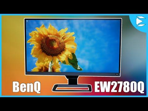 """BenQ EW2780Q 27"""" QHD HDR Display Review"""