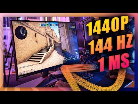 LG 27GN800 - 144 Hz, 1440p und 1ms - Viele Kompromisse?