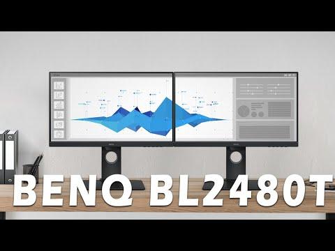 BenQ BL2480T – ergonomischer IPS-Business-Monitor